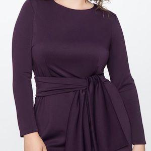 Classy Elegant Dress w/tie